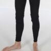 Thermo zwart unisex lange pantalon