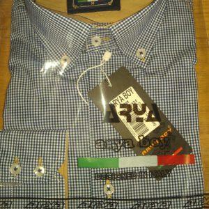Arya Boy 85131 – Slimflit Overhemd – Schitterend Italiaans Design