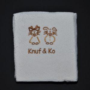 Waskussenhoes Knuf & Co