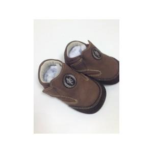 Oxxy schoenen zachte zool Brown