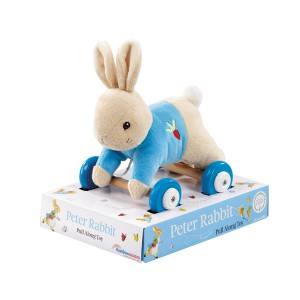 Peter Rabbit Pullalong Toy (toy05605)