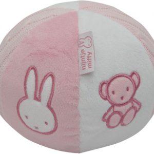 Nijntje Gebreid Roze Speelbal Rond (NIJN202)
