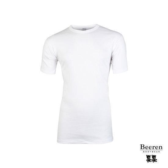 19faf586c30 Beeren Heren Hemd k.m. M3400 wit – Het Koetsje
