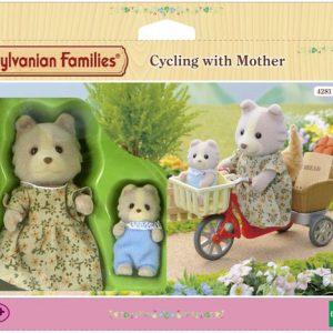 Sylvanian Families (4281) Fietsen Met Mama