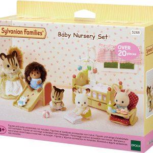 Sylvanian Families (5288) Babykamerset