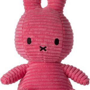 Nijntje Corduroy Knuffel Bubblegum Roze