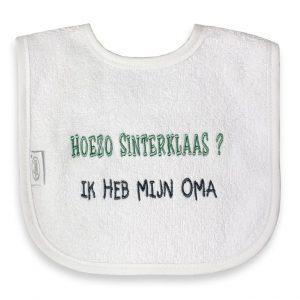 Funnies Tekstslab: Hoezo Sinterklaas? Ik heb mijn Oma