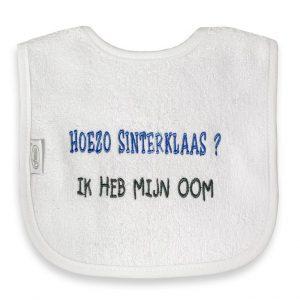 Funnies Tekstslab: Hoezo Sinterklaas? Ik heb mijn Oom