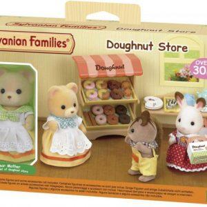 Sylvanian Families (5239) Donutwinkel