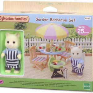 Sylvanian Barbeque (4869)