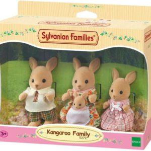 Sylvanian Families; Familie Kangoeroe (5272)