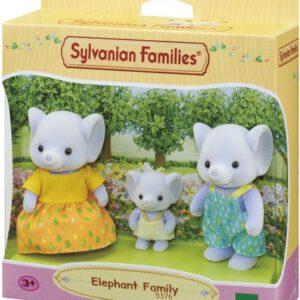 Sylvanian Families; Familie Olifant (5376)