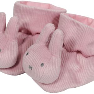 Nijntje Rib Roze baby slofjes (nijn605)