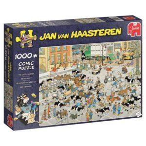 Puzzel JvH: De Veemarkt 1000 stukjes (19075)