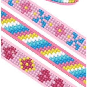 Armbanden Dotzies 3 stuks: Pinks 21×2 cm (DTZ11.008)