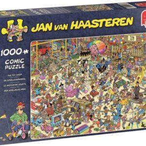 Puzzel JvH: De Speelgoedwinkel 1000 stukjes (19073)