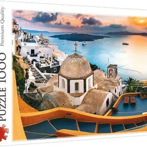 Puzzel Santorini: 1000 stukjes (10445)
