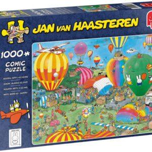 Puzzel JvH: Hoera Nijntje 65 Jaar 1000 stukjes (20024)