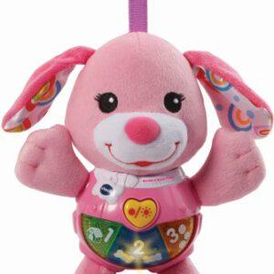 Vtech Knuffel en Speel Puppy roze (80-502352)