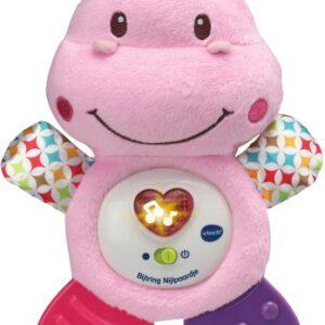 Vtech Bijtring Nijlpaard Roze (80-502552)