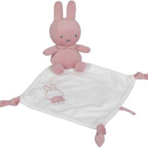 Nijntje Rib Roze Knuffeldoekje (Nijn614)