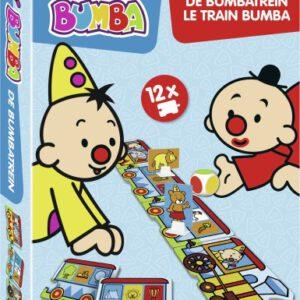 Bumba Reisspel Trein (MEBU00004660)