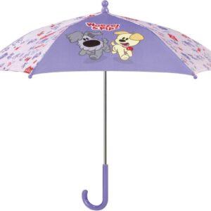 Woezel en Pip Paraplu paars (671034)